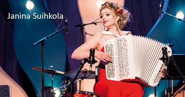 Janina Suihkola