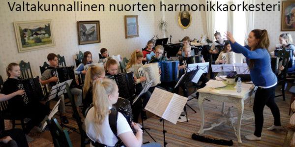 Valtakunnallinen nuorten orkesteri