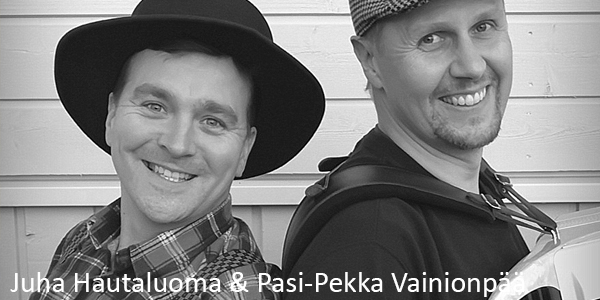Juha & Pasi-Pekka