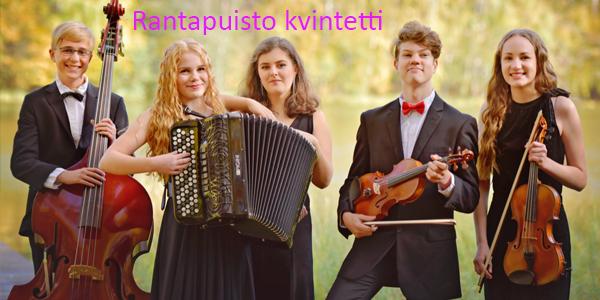 Rantapuisto kvintetti